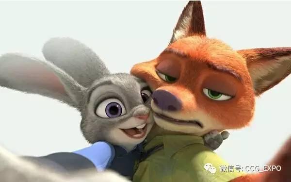《疯狂动物城》获奥斯卡最佳动画长片奖